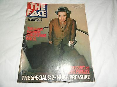The Face Magazine (First 23 Orinigal Editions)