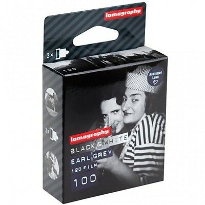 Lomography earl grey black & white kit Pellicole 120 mm bianco e nero by ilMacch