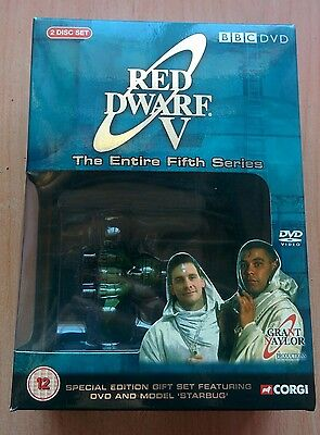 Red Dwarf Starbug Collectable Model Rare