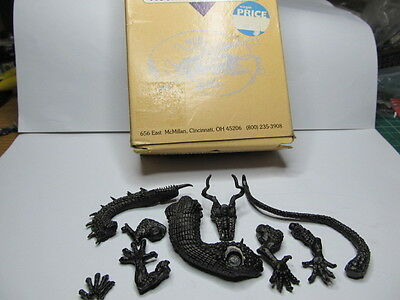 Thunderbolt Mountain Miniatures Dragon set Unpainted Incomplete