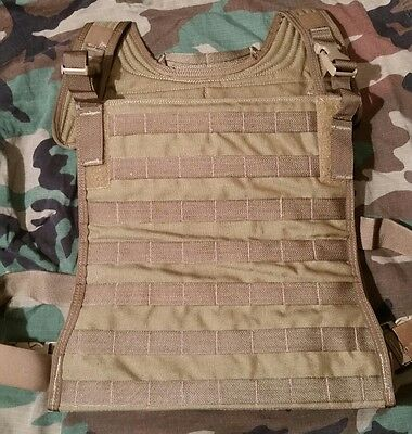FSBE II MBSS USMC Plate Carrier Small Arms L/XL The Resource Center