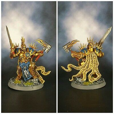Lord Hero Transfomacion Warhammer Stormcast Eternals Pro Painted Aos
