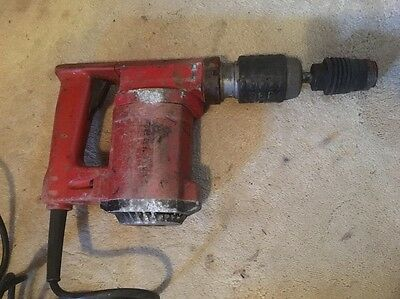HILTI TE22 HAMMER DRILL Tested and works great!