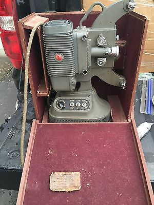 DeJur U.S.A 8mm Movie Projector, Tested and Working)