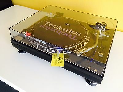 Technics Quartz Direct Drive Turntable System  SL-1210M5G 1200 MK2 MK5 M3D