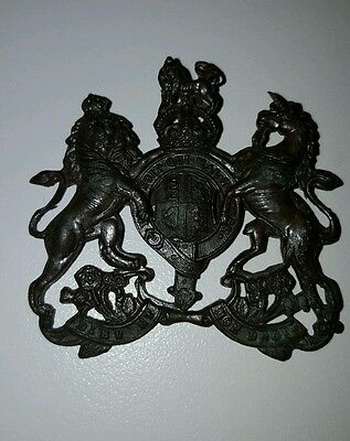 General Army Service Corps officers cap badge