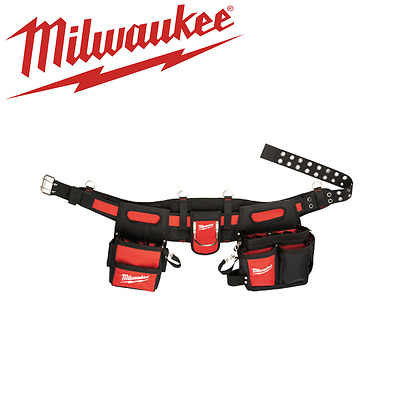Milwaukee - 29 Pocket Electrician's Work Belt For Organizing Tools - 48228110