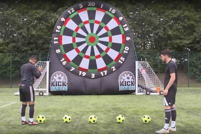 Inflatable Giant Dartboard Football Golf Foot Darts Soccer Kick Darts Board