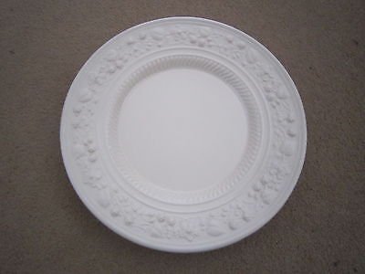 """Royal Creamware Occasions Blackberry Plate - 8.5"""""""