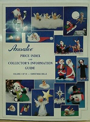 Amnalee Price Index and Collectors Information Guide Volume 1 of 3