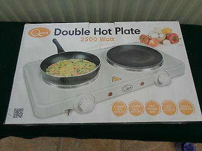 quest double 2500 watt hotplate
