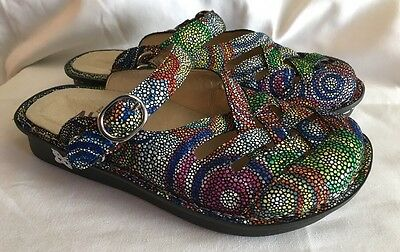 Alegria Women's Shoes - Size 37- New - Leather