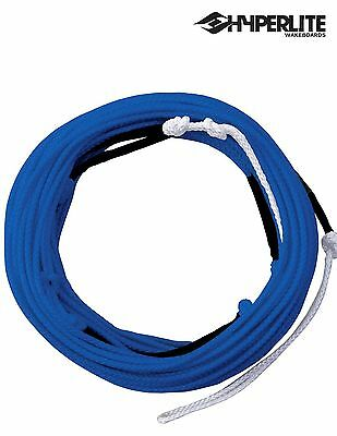 NEW Hyperlite Accurate X Line Wakeboard 70ft Line Blue SAVE 30%