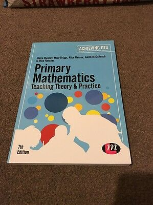 Primary Mathematics: Teaching Theory and Practice by Mike Fletcher, Claire Moon…