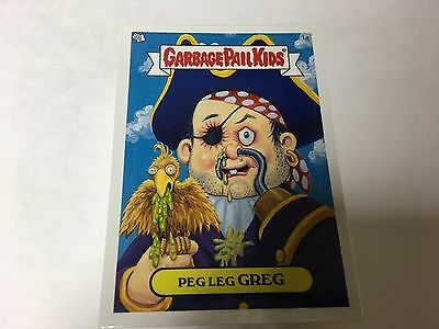 2004 Garbage Pail Kids All New Series 2 1a-40a And 1b-40b