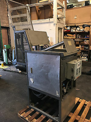 Packaging Machine Model 10-18 A E Randles Co Used Decent Working Condition