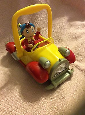 Noddy Car Torch Rare Collectable Toy