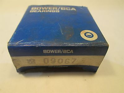 BCA Bower Tapered Roller Bearing Cone 09067