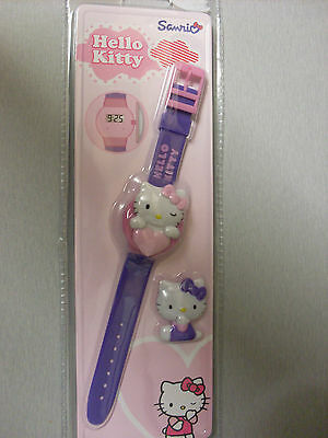 Hello Kitty Watch With Interchangeable Head....