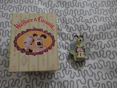 Wallace & Gromit ( Gromit Boxed  Figure ) B