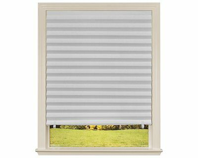 Redi Shade 1616204 Original Pleated Paper Shade, 36-by-72-Inch, 6-Pack, White