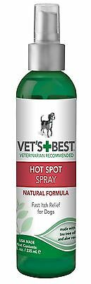 Vet's Best Hot Spot Itch Relief Spray for Dogs, 8 oz