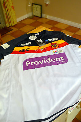 Bradford Bulls New 2016 Rugby League Jersey Large