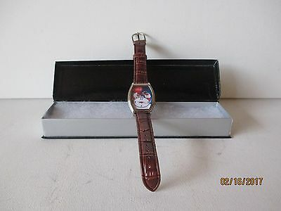 Coca Cola Santa Claus Watch - See Description & Pictures - Free Shipping