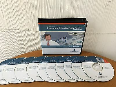 Creating & Enhancing Equity Positions Real Estate Course By Mike Watson 10 CD'S!