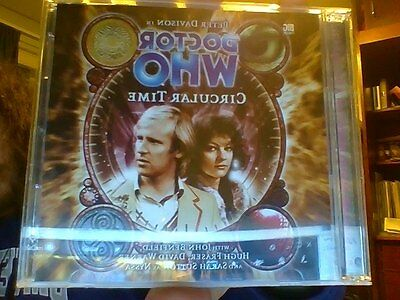 Doctor Who Circular Time, 2007 Big Finish audio book CD