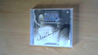 Doctor Who Unregenerate. 2005 Big Finish audio book CD. **SIGNED**