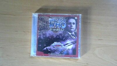 Doctor Who Dreamtime, 2005 Big Finish audio book CD. **SIGNED**