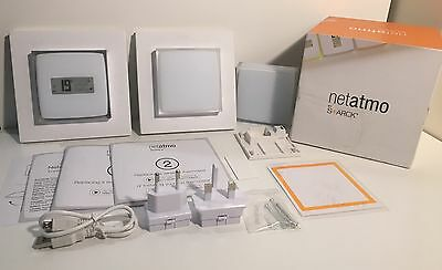 NetAtmo By Stark Wireless Remotely Controled Thermostat For Smartphone Genuine