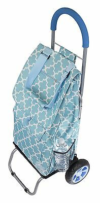 dbest products Trendy Trolley Dolly, Moroccan