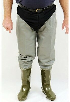 Horne Fishing Thigh Boot Pimple Sole