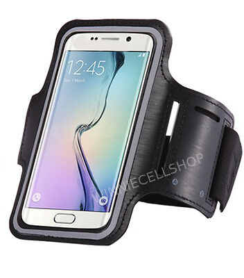 Adjustable Sport Gym Armband Cycling Running Jogging Case for ZTE Cell Phones