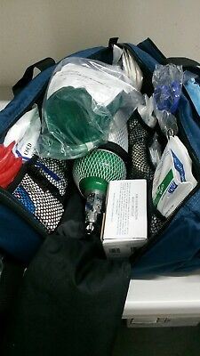 Oxygen Trauma Kit Als.