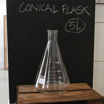 Erlenmeyer Conical Flask, 5000ml