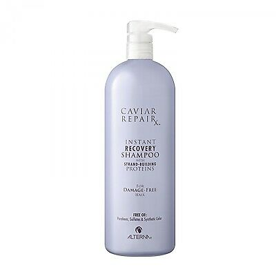 Alterna Caviar Instant Recovery Intense Moisture Hydrating Repair Shampoo 1l