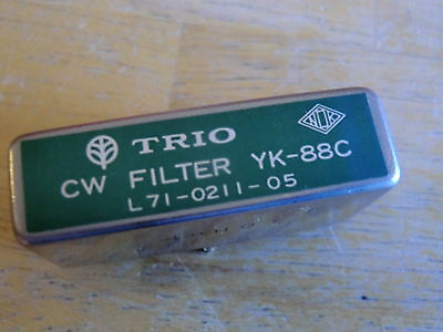 Kenwood Cw Filter Yk 88C For Ts 430 440 830 530 120 130