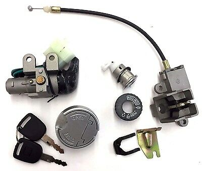 Key Switch Assembly For Baja Sun City 50 Sc50 Sc50P 4 Wire 4 Pin Ignition Module