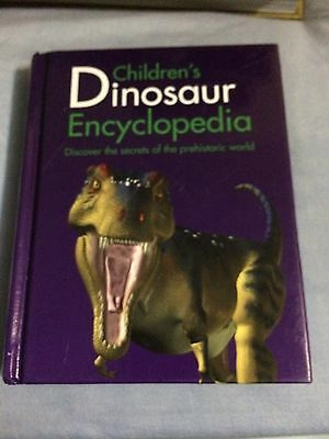 childrens dinosaur encyclopedia book