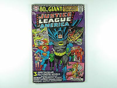 Justice League of America 48 DC 1966 80 Page Giant G-29