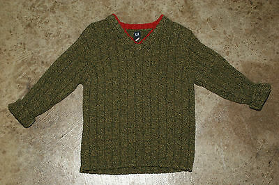 Baby Gap Cable Knit Sweater  3 years