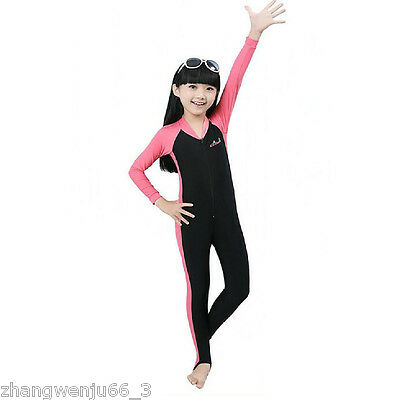 Free Shipping Scuba Diving Wetsuit Suits for Kids Swimming Surfing Wet Suit