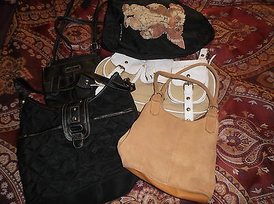 Purse and Backpack Lot