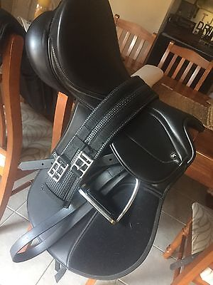 "Kincade 16"" All Purpose Saddle. NEW"