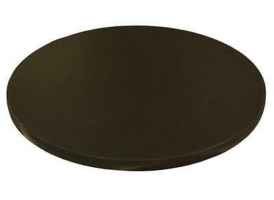 "New 24"" Round Table Top Black Laminate Restaurant Furniture Tables"