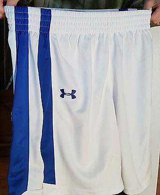 Girls Basketball, summmer shorts made by Under Armour