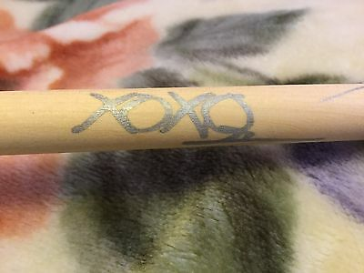 My Chemical Romance Autograph Signed drumstick Gerard Way Band
